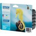 Картридж Epson StPhoto R200/220/300/320/340, RX500/600/620/640 Bundle (Bk,C,M,Y,Lc,Lm)