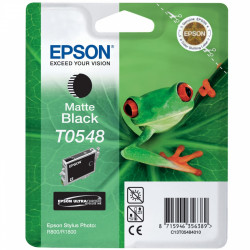 Картридж Epson StPhoto R800/R1800 matte black