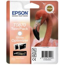 Картридж Epson StPhoto R1900 gloss optimiser (double) - Фото №1