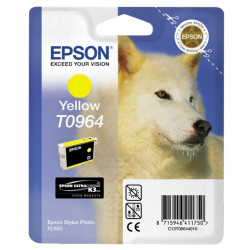 Картридж Epson StPhoto R2880 yellow