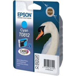 Картридж Epson StPhoto R270/R290/R390/RX590/RX610/RX690/1410 cyan, 11мл