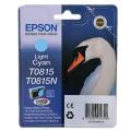 Картридж Epson StPhoto R270/R290/R390/RX590/RX610/RX690/1410 light cyan, 11мл