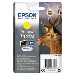 Картридж Epson St SX525WD/Office B42WD/BX625FWD yellow XL new