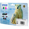 Картридж Epson 26 XP600/605/700 Bundle (C,M,Y,Bkp)