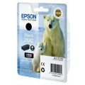 Картридж Epson 26XL XP600/605/700 black pigment (500 стр) new