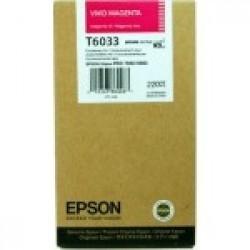 Картридж Epson StPro 7880/9880 vivid light magenta, 220мл.