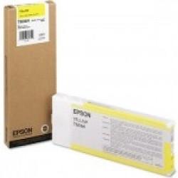 Картридж Epson StPro 4800/4880 yellow, 220мл