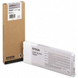 Картридж Epson StPro 4800/4880 light black, 220мл