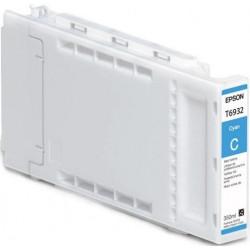 Картридж Epson SC-T3000/5000/7000 Cyan, 350мл