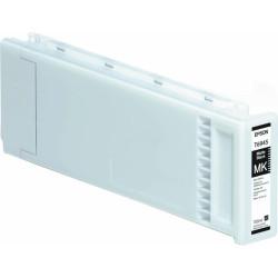 Картридж Epson SC-T3000/5000/7000 Matte Black, 700мл