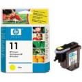 Печ. головка HP No.11 DesignJ10ps/500/800/cp1700 yellow