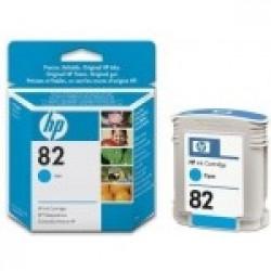 Картридж HP No.82 DesignJ500/800 cyan