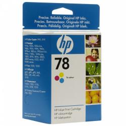 Картридж HP No.78 DJ970 color, 19ml - Фото №1