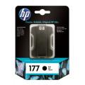 Картридж HP No.177 PS3213/3313/8253 black, 6ml - Фото №1