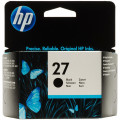Картридж HP No.27 DJ332x/342x black