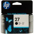 Картридж HP No.27 DJ332x/342x black - Фото №1