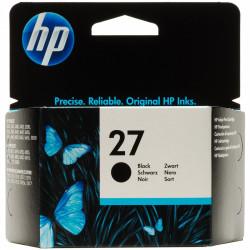 Картридж HP No.27 DJ332x/342x black