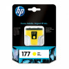 Картридж HP No.177 PS3213/3313/8253 yellow, 6ml