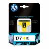 Картридж HP No.177 PS3213/3313/8253 yellow, 6ml - Фото №