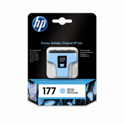 Картридж HP No.177 PS3213/3313/8253 light cyan, 5.5 ml