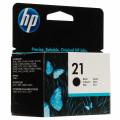 Картридж HP No.21 DJ3920/3940, PSC1410 black,5ml
