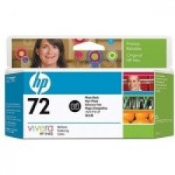 Картридж HP No.72 DJ T610/T1100 photo black, 130 ml
