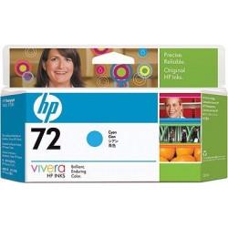 Картридж HP No.72 DJ T610/T1100/T790 cyan, 130 ml