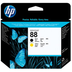 Печ. головка HP No.88 OJPro K550 Black, Yellow