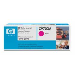 Картридж HP CLJ1500/2500 magenta