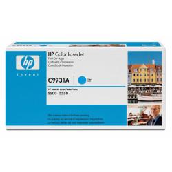 Картридж HP CLJ5500 cyan