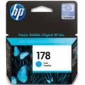 Картридж HP No.178 C6383/C5383/D5463  Cyan