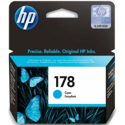 Картридж HP No.178 C6383/C5383/D5463  Cyan - Фото №1