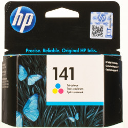 Картридж HP No.141 PSC J5783 OJ color - Фото №1
