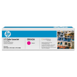 Картридж HP CLJ CP1215/CP1515 series magenta