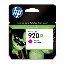 Картридж HP No.920XL OJ6000/6500/7000/7500 magenta