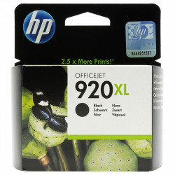 Картридж HP No.920XL OJ6000/6500/7000/7500 Black