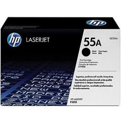 Картридж HP LJ P3015 series black