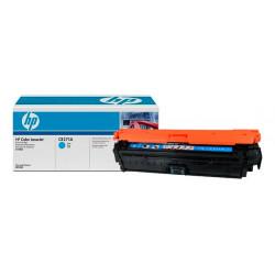 Картридж HP CLJ CP5525 cyan