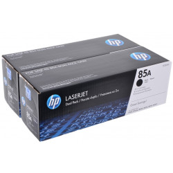 Картридж HP LJ P1102/1102w black DUAL PACK