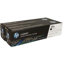 Картридж HP LJ CP1025 black