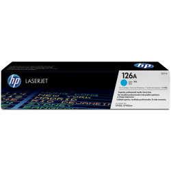 Картридж HP LJ CP1025 Cyan