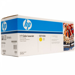 Картридж HP CLJ CP5220 series yellow