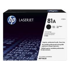 Картридж HP 81A LJ M604n/dn/M605n/dn/x/M606n/dn/x/ M630h/f/dn/z Black