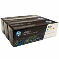 Картридж HP 305A CLJ M351/M375/M475/M451 (CE411A,CE412A,CE413A) CYM (3*2600 стр) Тройная упаковка