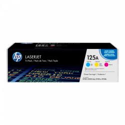Картридж HP LJ 125A CYM CP1215/CP1515 (CB541A, CB542A, CB543A) Tri-Pack