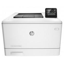 Принтер А4 HP Color LJ Pro M452nw c Wi-Fi