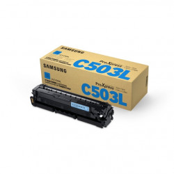 CLT-C503L/SEE: Картридж Samsung SL-C3010/3060 cyan (5 000стр)