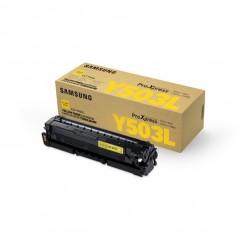 CLT-Y503L/SEE: Картридж Samsung SL-C3010/3060 yellow (5 000стр)