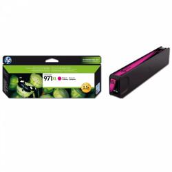Картридж HP 971XL OJ Pro X451dw/X476dw/X551dw/ X576dw Magenta (6600 стр)