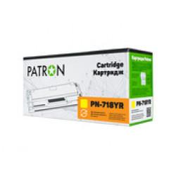 КАРТРИДЖ CANON 718 (PN-718YR) YELLOW